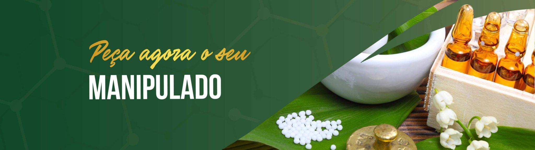 Banners Farmácia de Manipulação - Moema